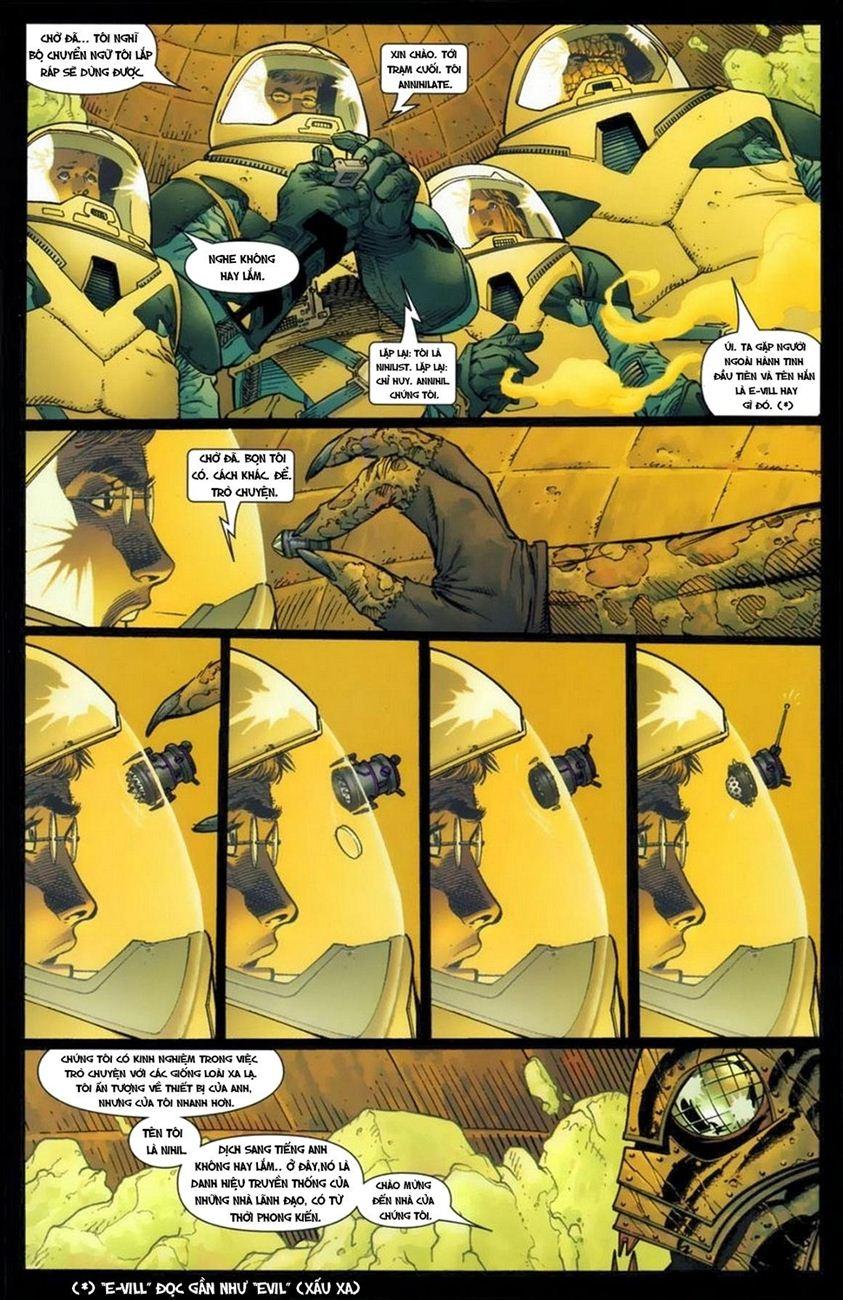 Ultimate Fantastic Four chap 16 - Trang 7