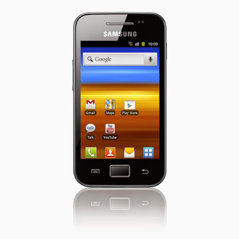Samsung Ace 5830 Инструкция