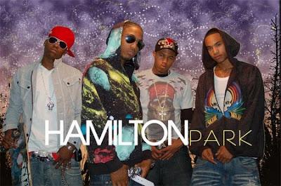 Hamilton Park - Thing Called Us Lyrics