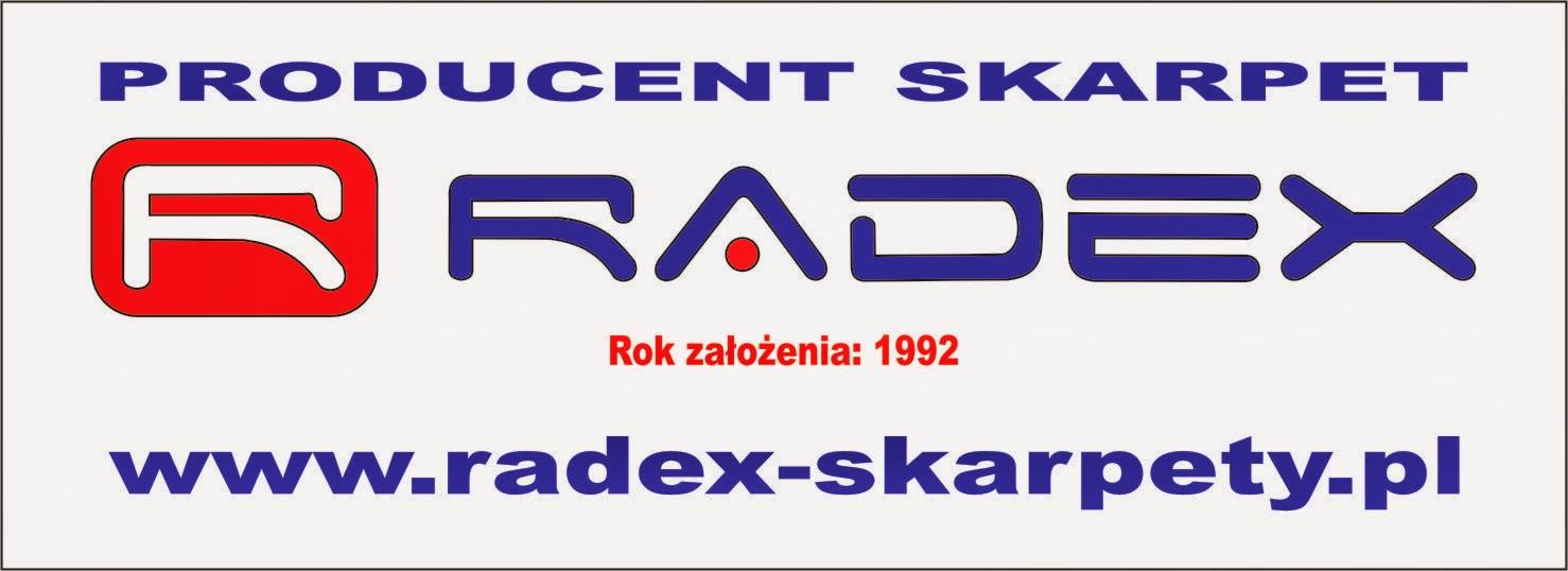 Radex - producent rajstop, skarpet