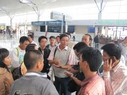 Vietnam internal flights - Ho Chi Minh to Nha Trang