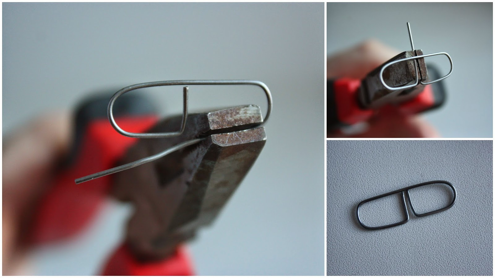 очки из подручных средств