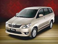 Spesifikasi Mobil Toyota Innova Terbaru dan harganya