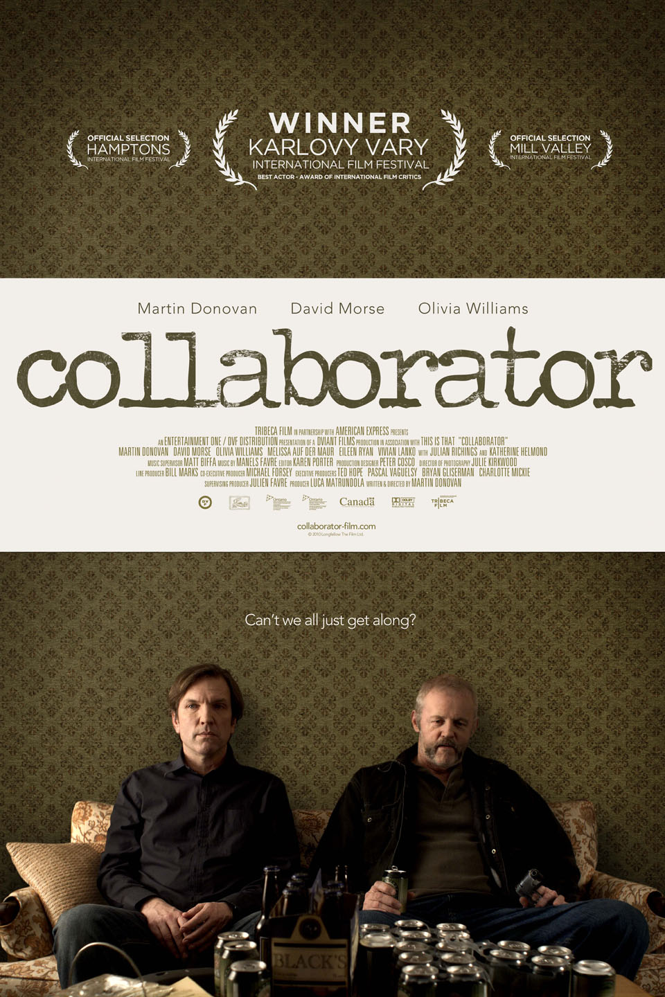 Watch Collaborator Movie Online Free 2012
