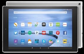 Win a Fire HD Tablet