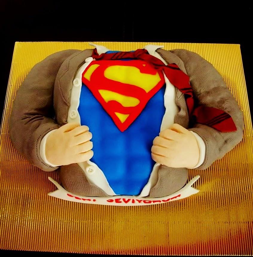 Süperman pastası
