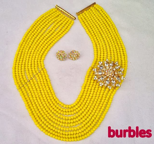 Burbles Accessories