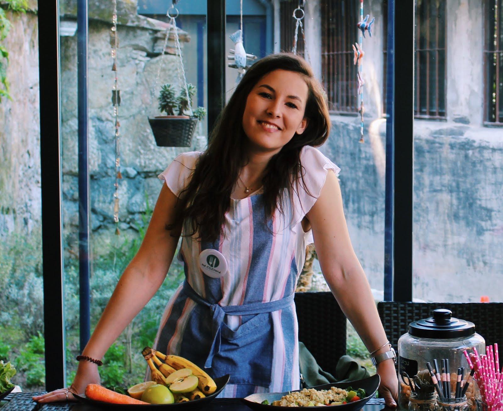 Joana. Foodie de coração. Engenheira de profissão.