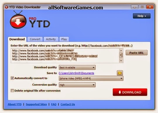 Ytd Pro Free Download Full Version With Key Full Version Free Crack Shadag