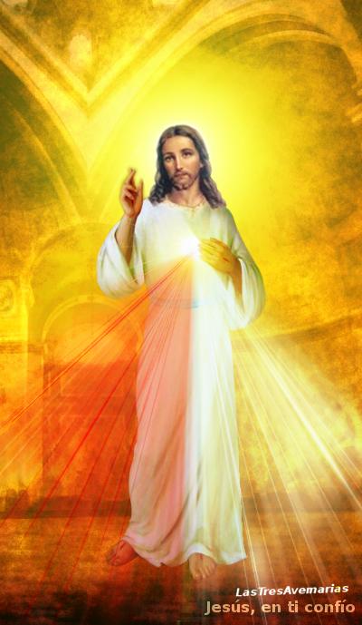 la divina misericordia
