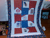 QFC Veteran&#39;s Quilt #3