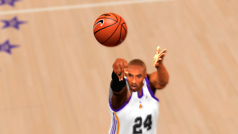 NBA 2K14 Nike Dominate Basketball Mod