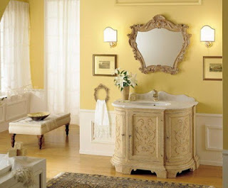 desain kamar mandi indah dan klasik