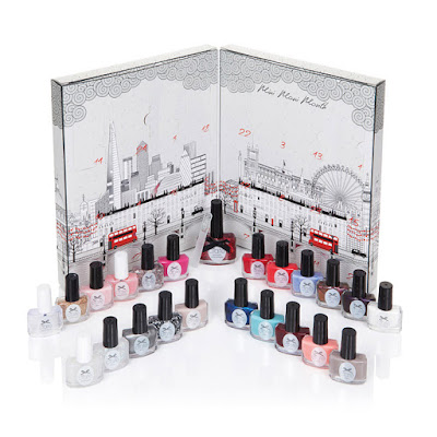Christmas Gift Guide with the Ciaté London Mini Mani Month 2015