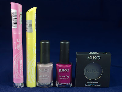 Compras Kiko y Green