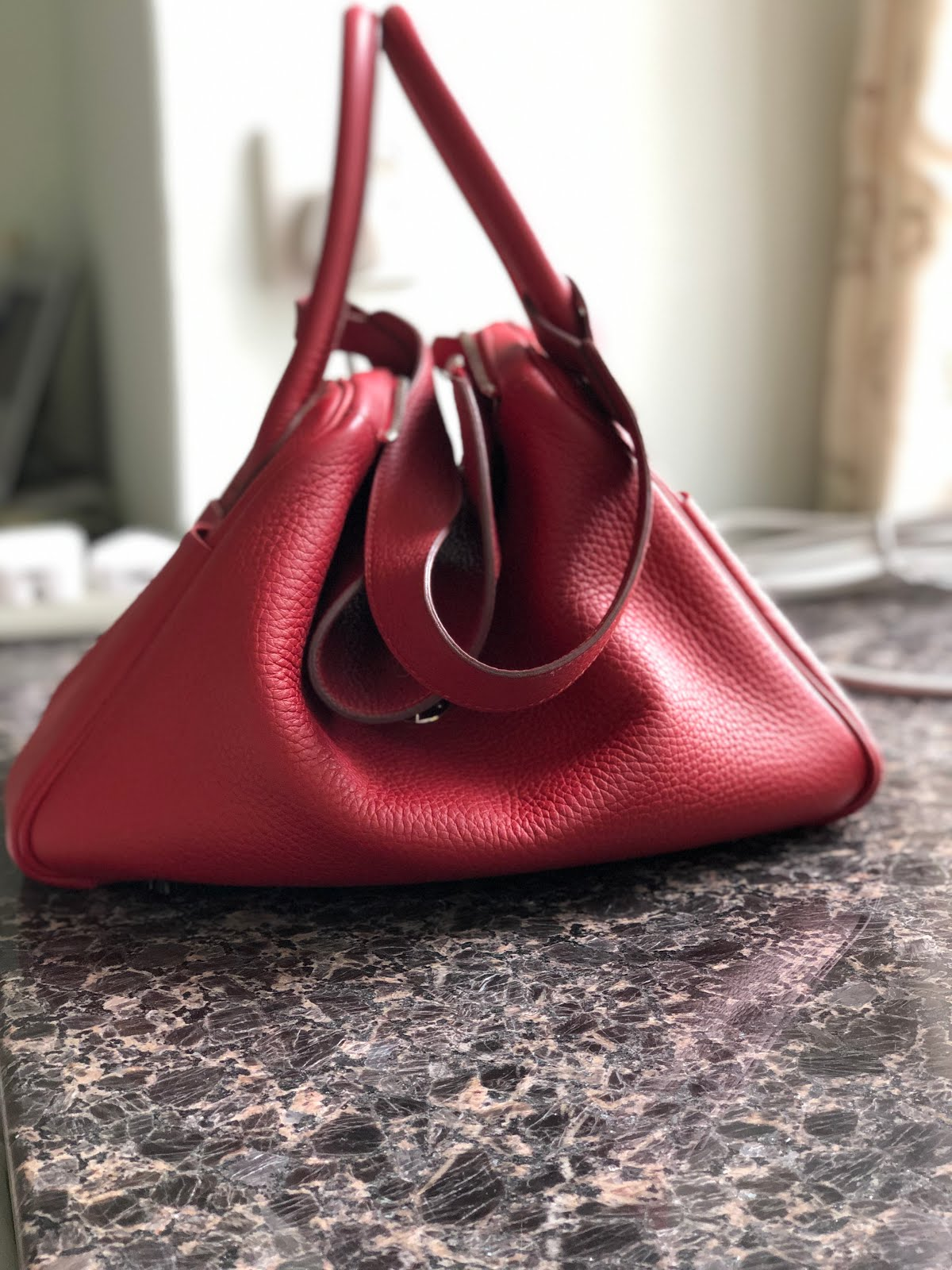 397faa3fdc5 Handbag Review - Lindy 30 Hermes (Clemence leather)