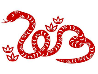 Simbolo del serpente nello zodiaco cinese