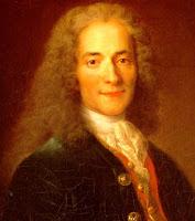 Voltaire Portriat