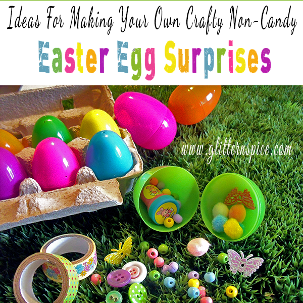 Easter Egg Craft Tutorial