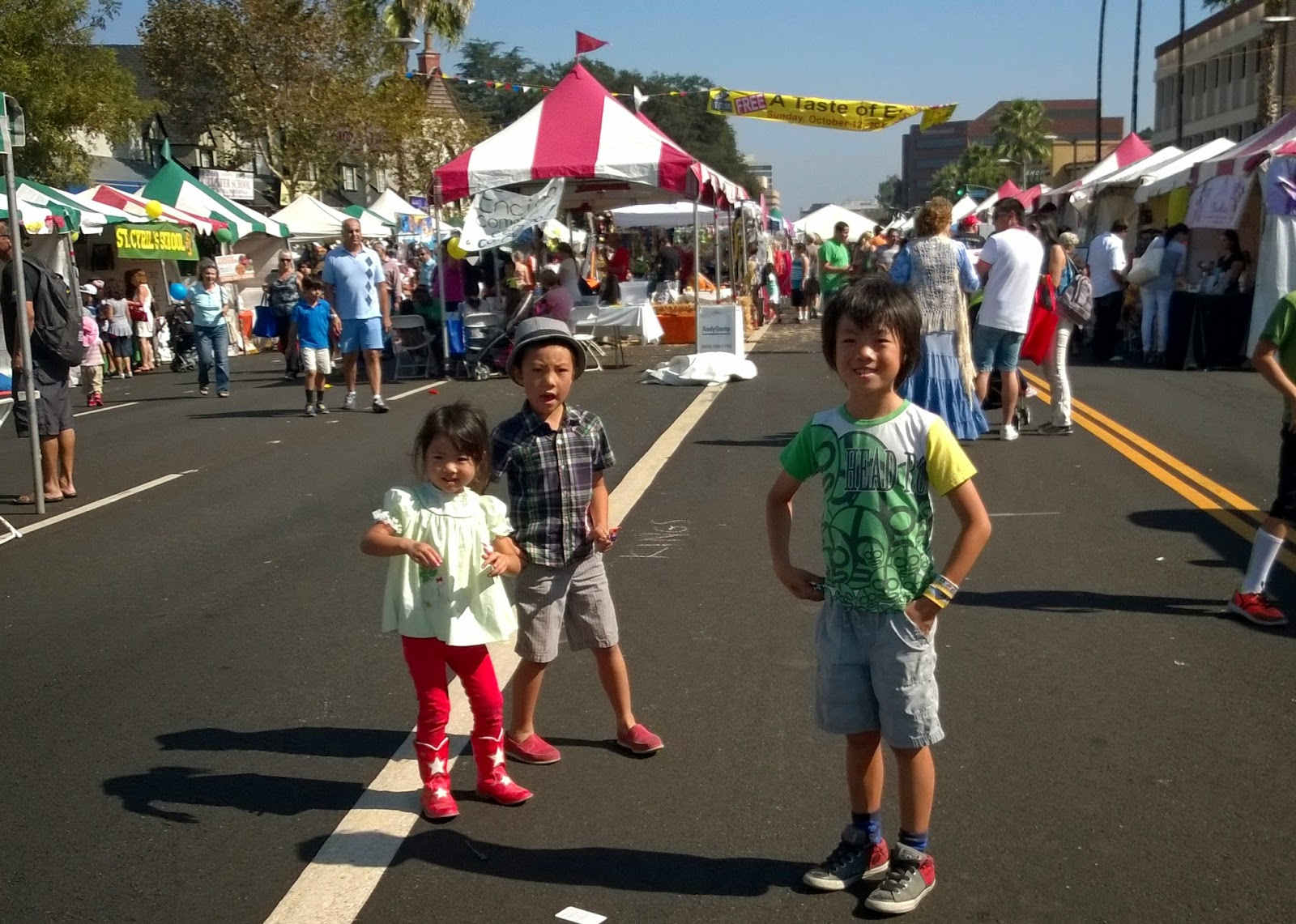 Taste of Encino