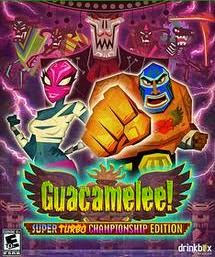 Guacamelee: Super Turbo Championship Edition – XBox 360