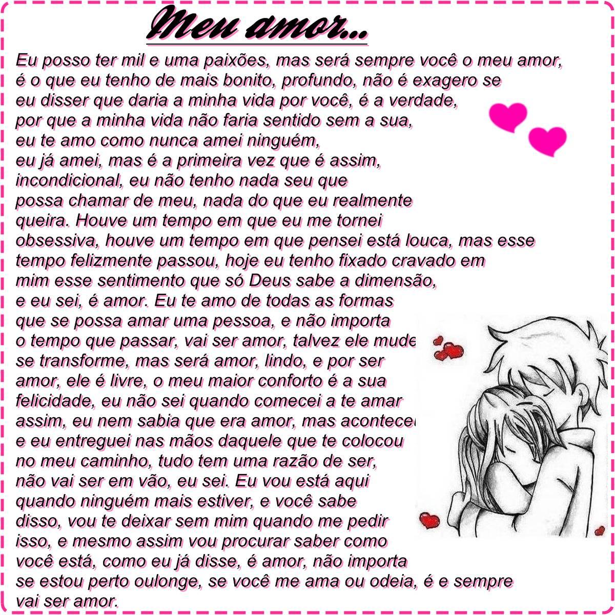 Pensamentos e Frases de Amor para Orkut