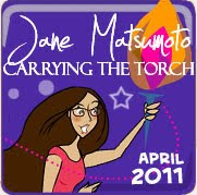 Purple Torch Bearer