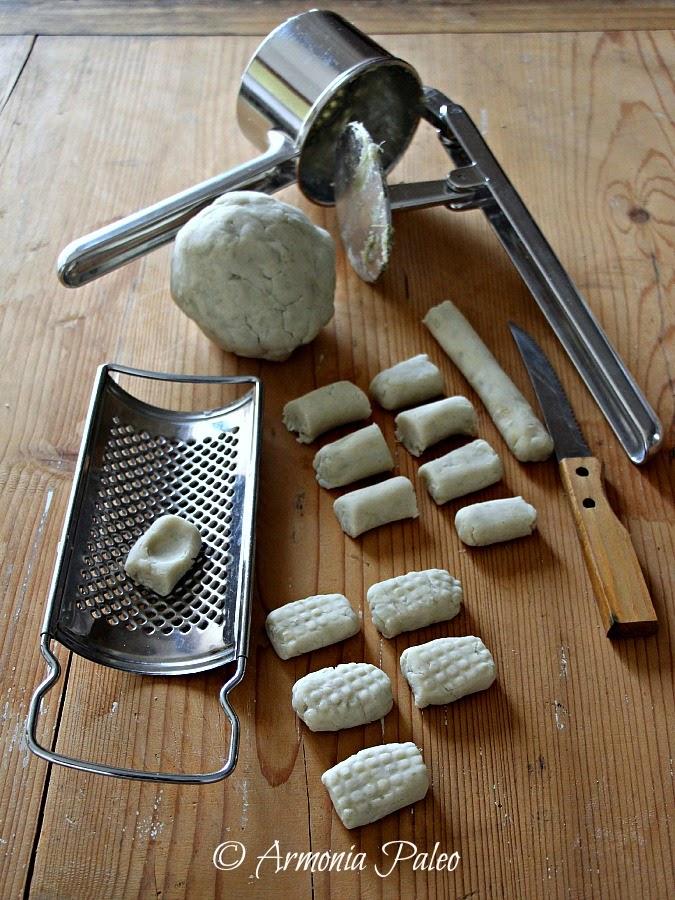 Gnocchi di Patate Americane con Ragù di Verza e Pancetta di Armonia Paleo