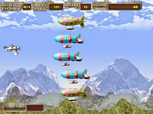 Game Air Typer