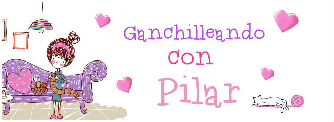 Ganchilleando con Pilar