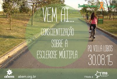 Dia Nacional da Conscientização da Esclerose Múltipla - ABEM