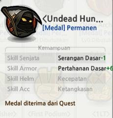 Lost Saga Medal Crusade lantai 40