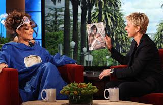 News // Rihanna Evoque Ses Relations Avec Les Hommes