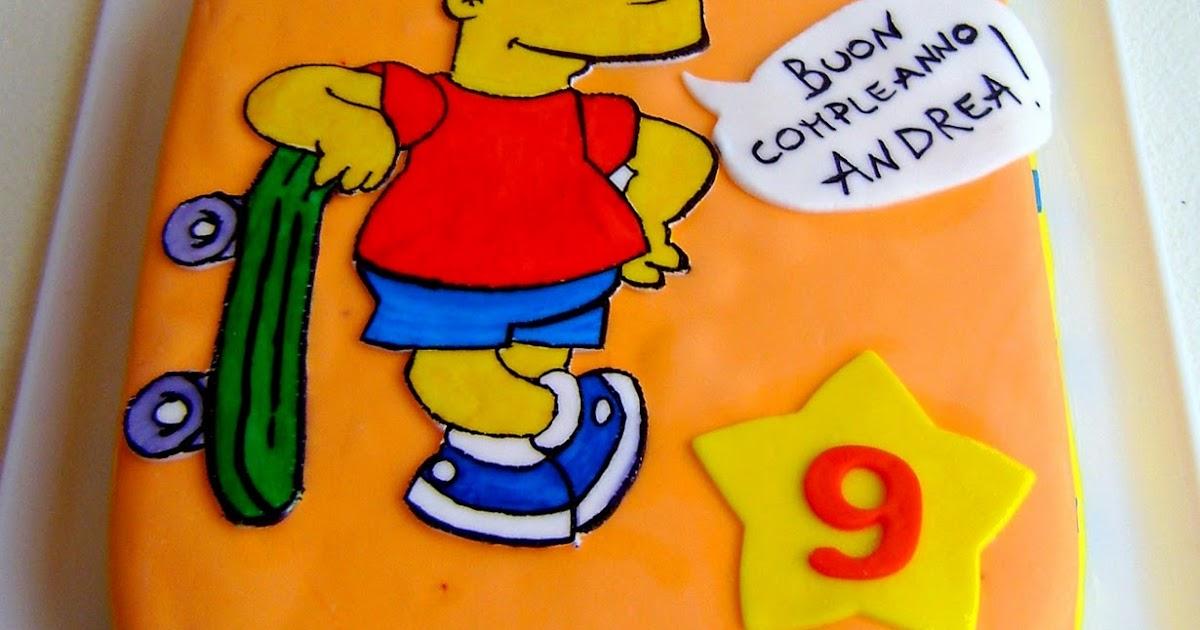Val di zucchero bart simpson - Bart simpson nu ...
