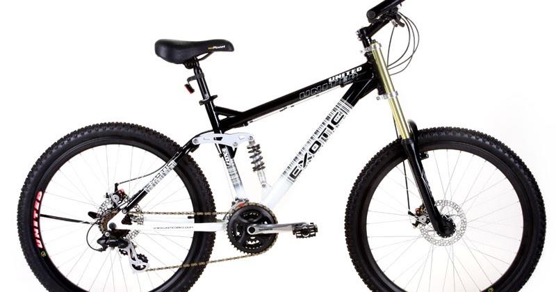 Sepeda 26' Exotic Harga 1.000.000, MUJUR SEPEDA ONLINE