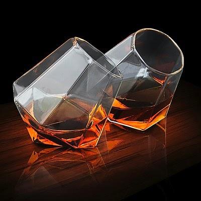 Vasos Diamante para Licores y Destilados