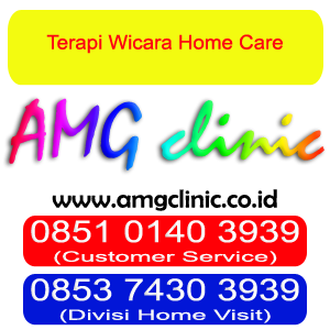 Terapi Wicara Home Care