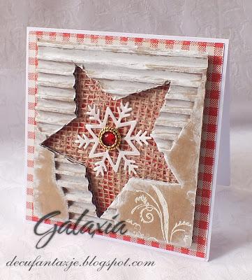 Kartki Boże Narodzenie 2012