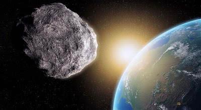 Bersiaplah Bumi Akan Kedatangan Asteroid Pada Tanggal 15 Februari