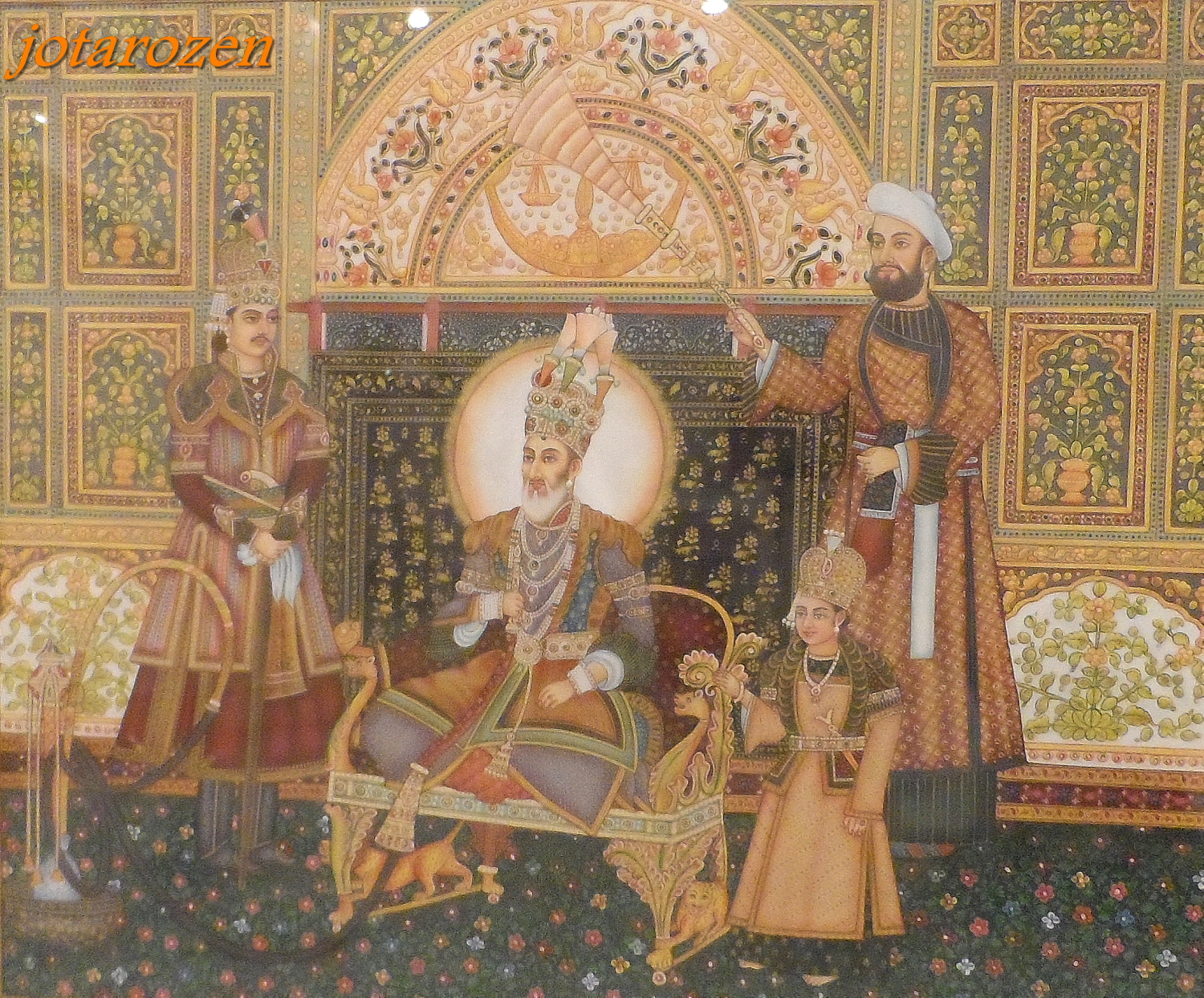 india and mughal Central asia and india continually influenced each other in a wide range of  domains  3 see my two 17th century central asian travellers to mughal india, .