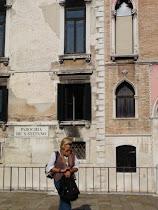 Aquí em teniu, a Venezia, una ciutat que anyoro.