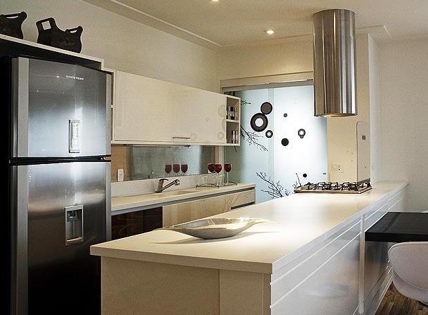Diário do Nosso Apê Bancada da cozinha americana # Bancada Para Cozinha Onde Comprar