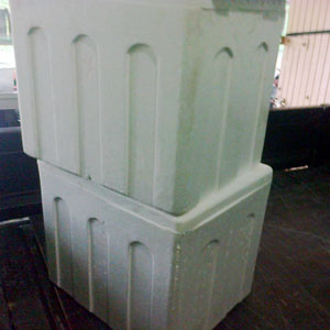 Jual Styrofoam Kotak