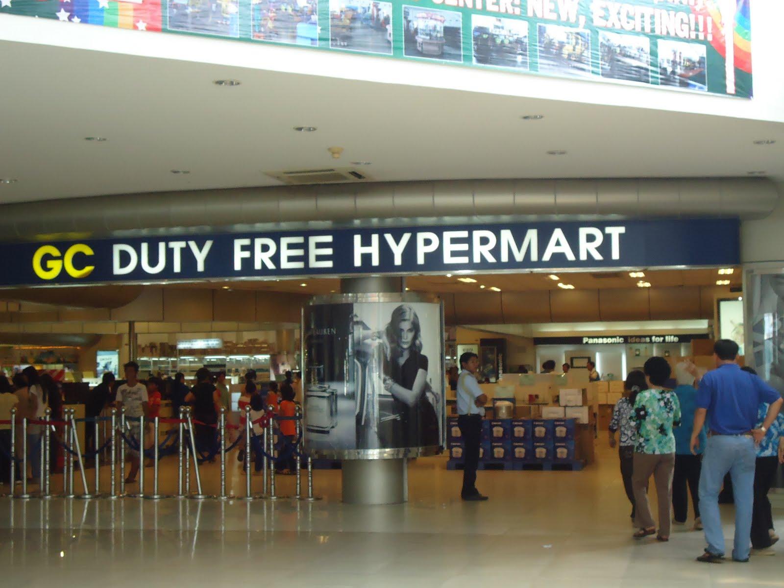 Duty-free - what is it? Duty-free in Sheremetyevo 91