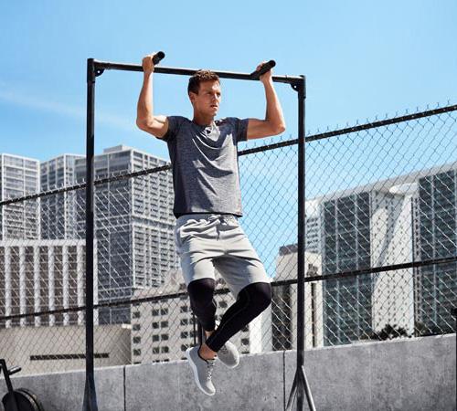 ropa deportiva para hombre H&M