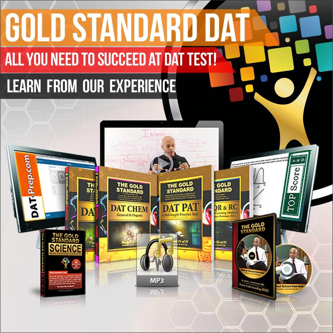Gold Standard DAT!
