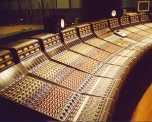 The Mixing Console Mindset