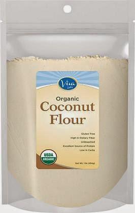 viva labs coconut flour