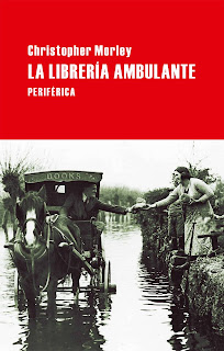 La librería ambulante Christopher Morley