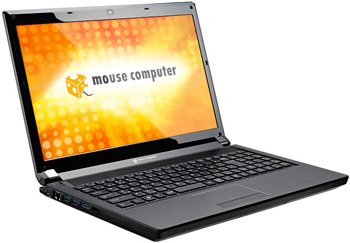 Mouse Computer MB-P5300S-WS 15.6-Inch Notebook